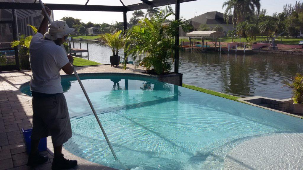 Cape Coral pool service